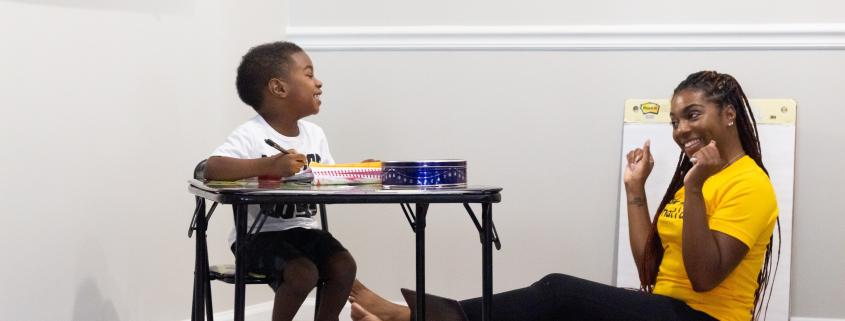 Membantu Anak Sekolah Online Di Rumah Dengan Menciptakan Ruang Belajar Yang Nyaman
